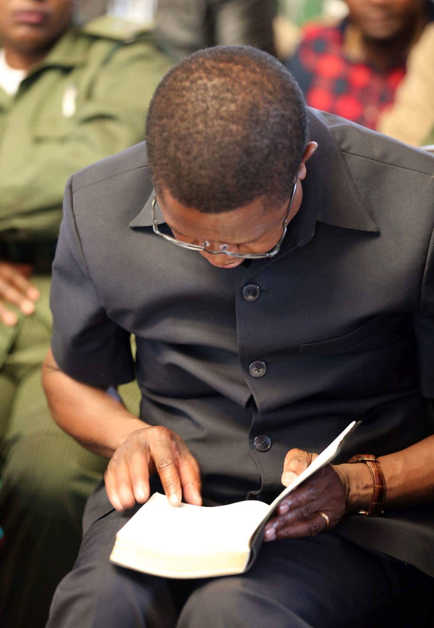 I don't want to be like Jesus, says Lungu