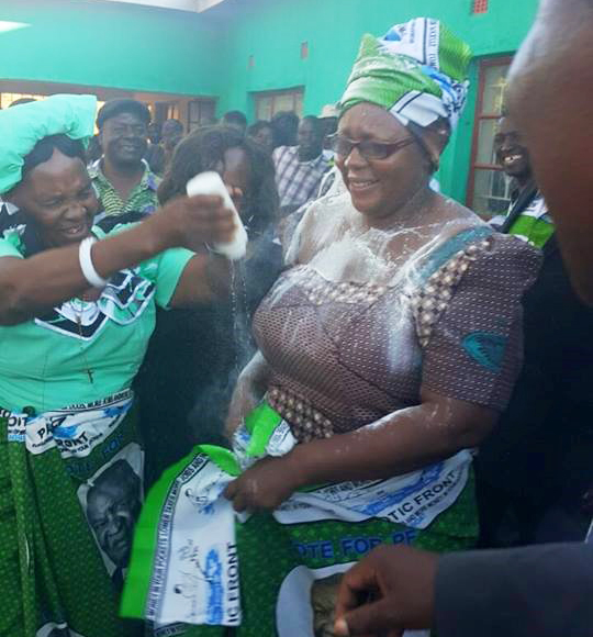 Dora Siliya is the real winner in all PF crises