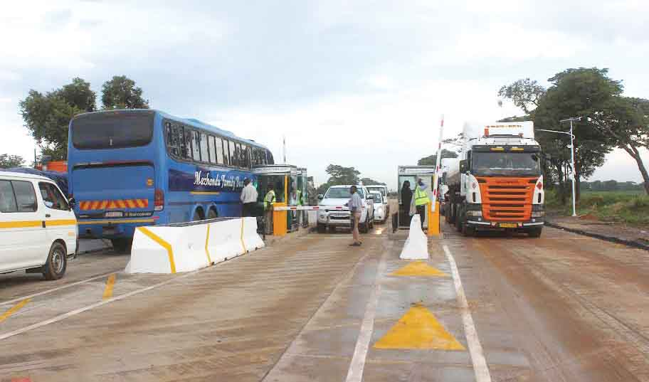 Toll gates collections diverted to paying ZNBC salaries