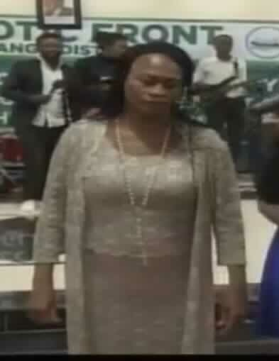Drunk Mumbi Phiri causes stir in front of Lungu