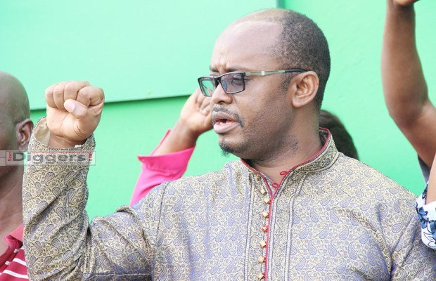 PF accuses UPND of championing homosexuality