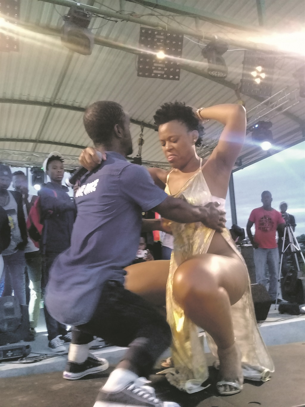 I am coming to dance without panties in Zambia, vows Zondwa