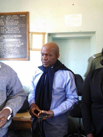 Fred M'membe joins active politics, to head socialist party