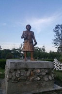 Mufulira teachers college principal erects her statue on campus