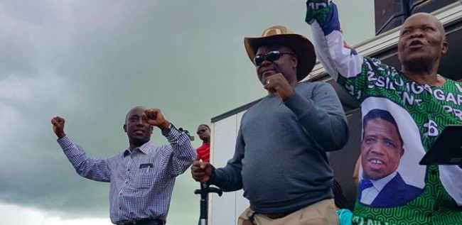 Lungu challenged to suspend Chototela till probe is over
