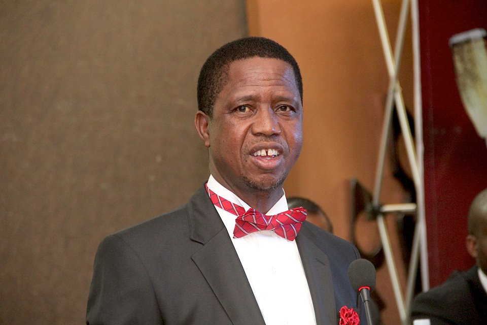 Lungu' stole someone's identity, his real name is Jonathan Mutaware