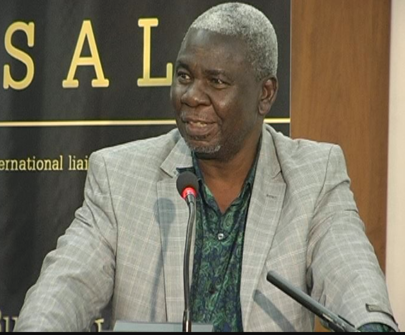 Professor Hansungule refuses to be silenced by Zambian government