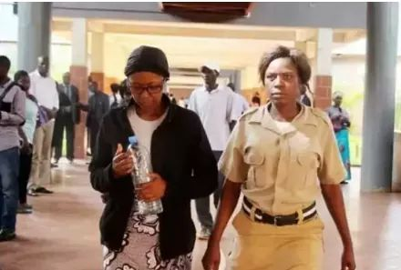 High Courts sets Brenda Tembo free