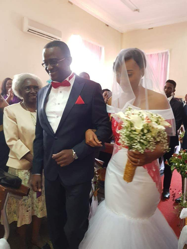 Former solicitor general Shonga  remarries