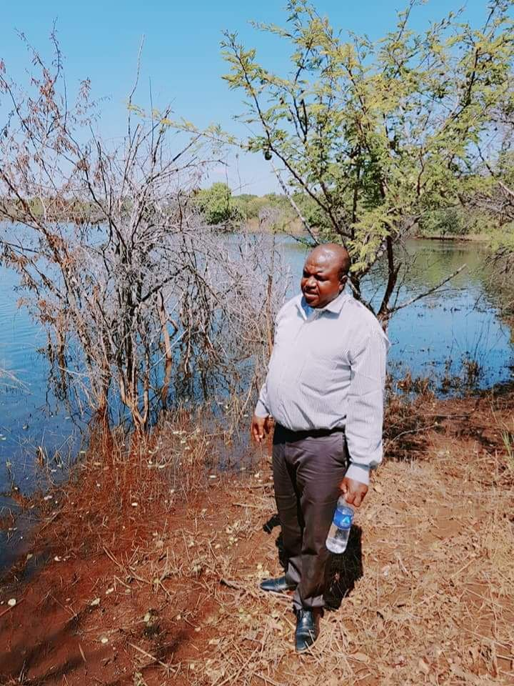 Charles Chanda, connan who 'owns' more land than the state