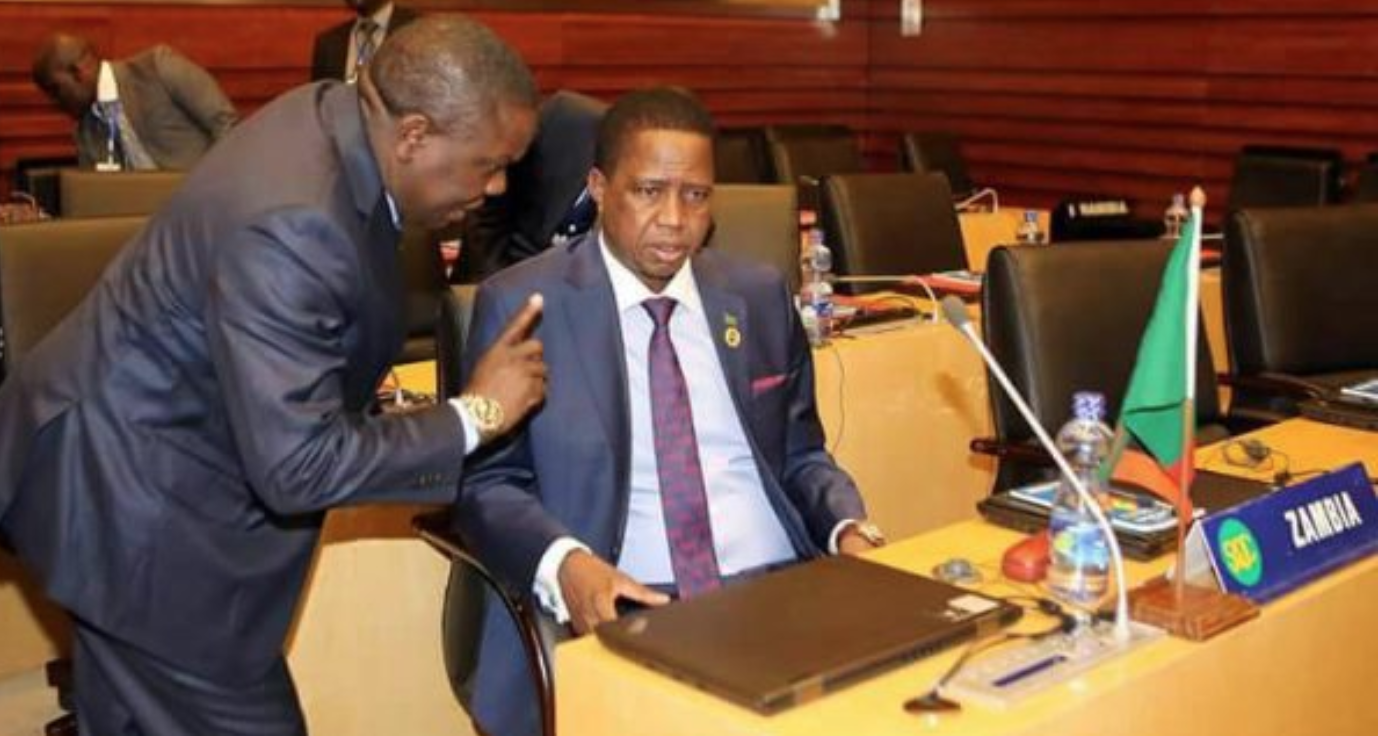 Kalaba says Lungu's mansion in Swaziland 'abuse of office'
