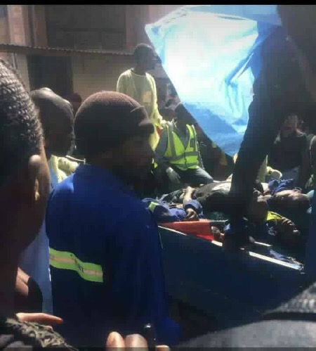 More than 20 killed at black mountain