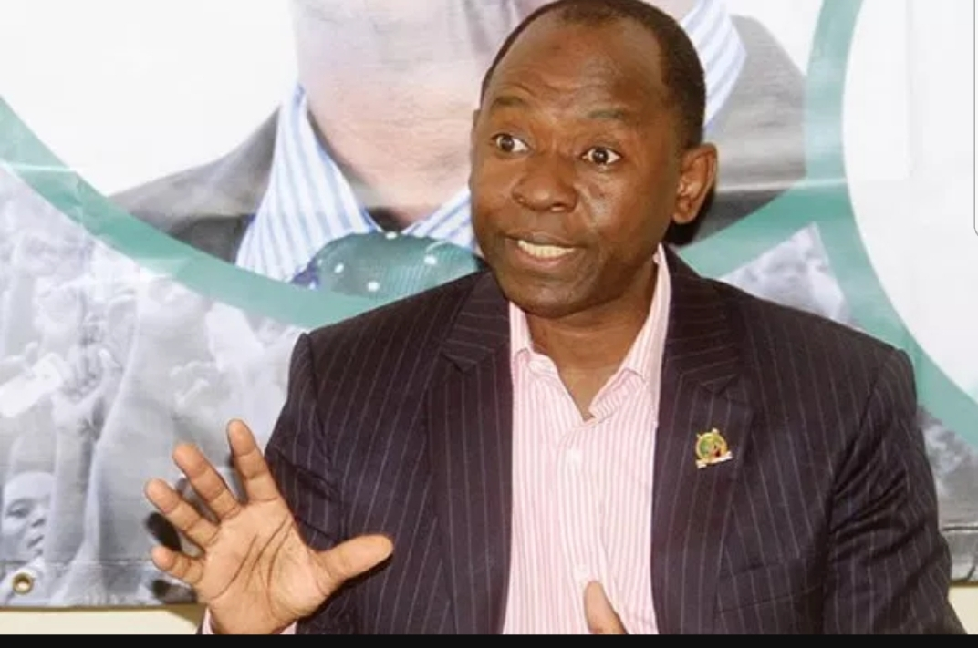 Kelvin Bwalya says time to change govt is now