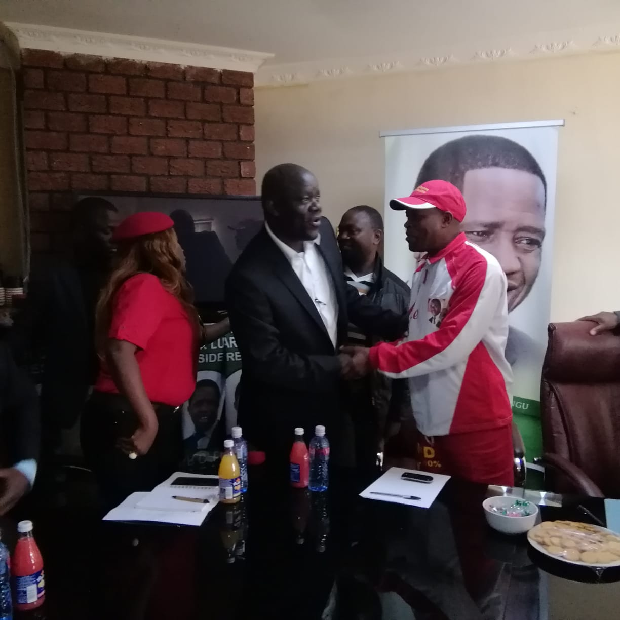 PF, UPND discuss peace
