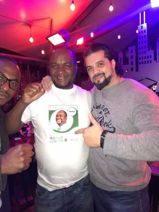 PF candidate Sampa spends K60k in night club