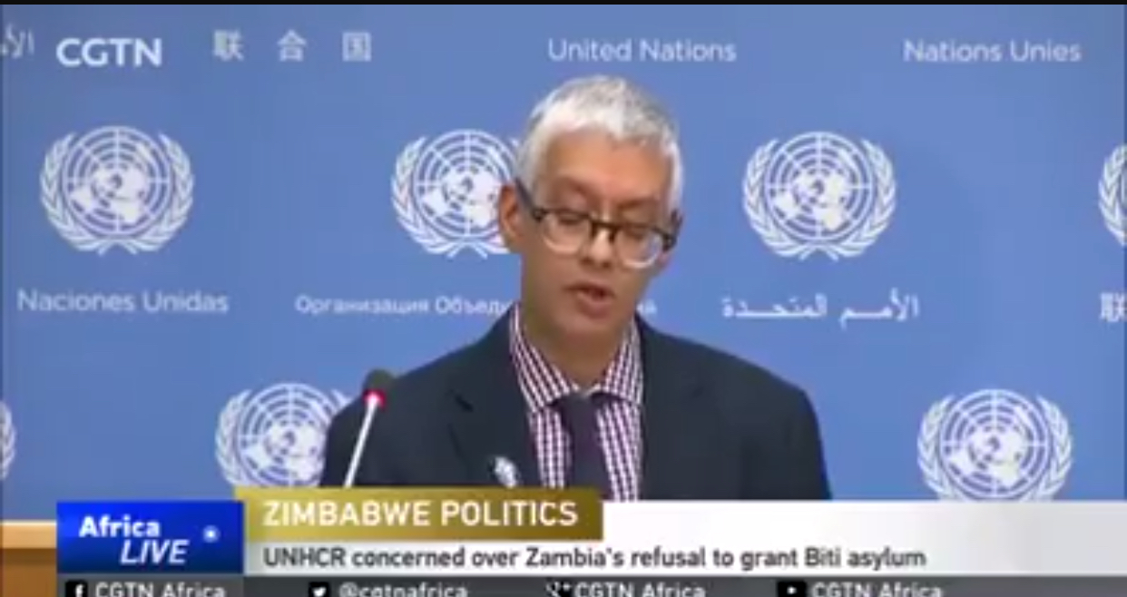 UN accuses Zambia of breaking international refugee law