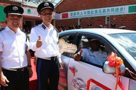 Why Chinese feel they own Zambia