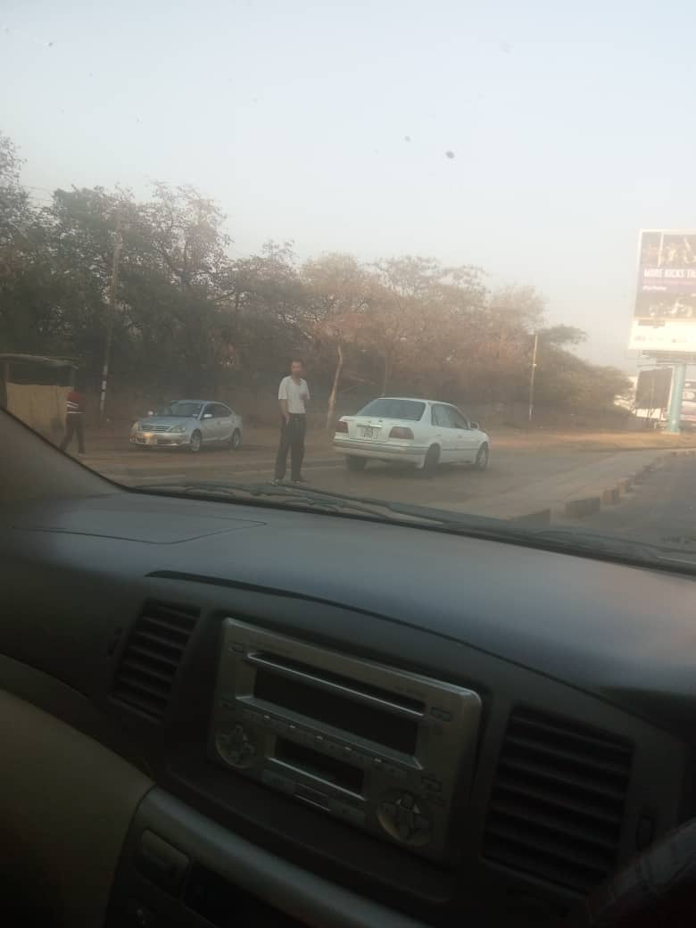 Photo of the day: Chinese taxi drivers in Lusaka