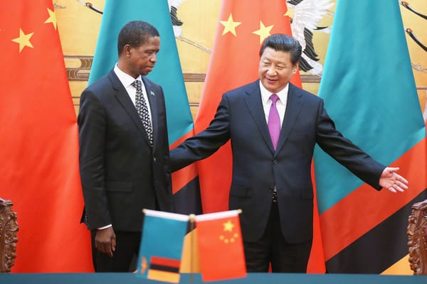 'China will demand access to Zambia's minerals