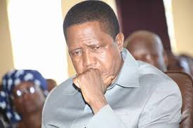 Lungu tells parastatals to hire his security firm