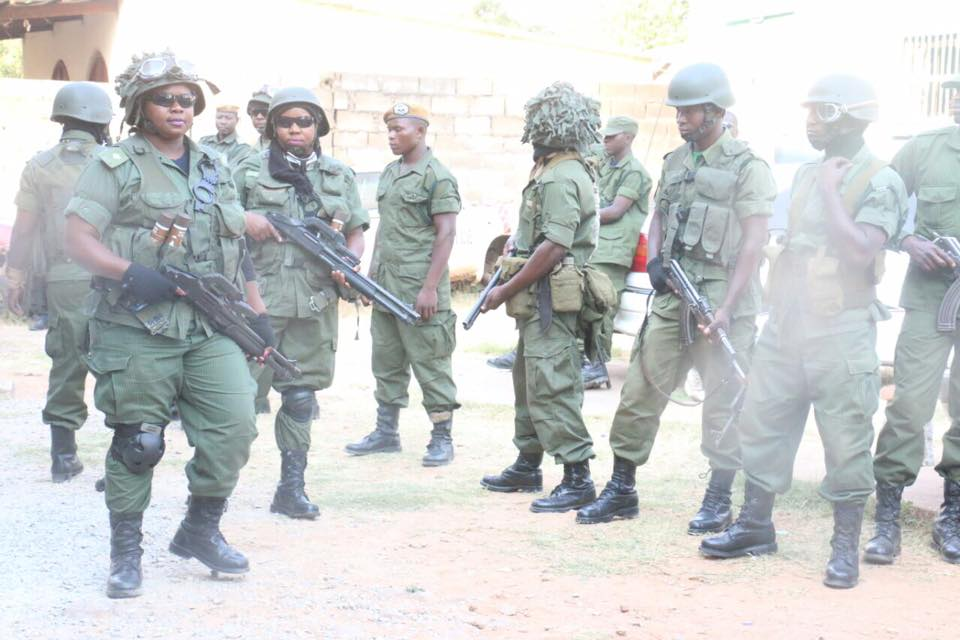 Police complain of being robbed by commanders