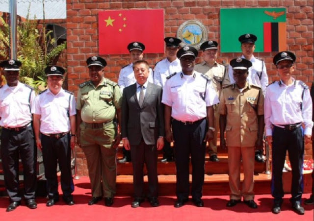 Zambia 's China first policy