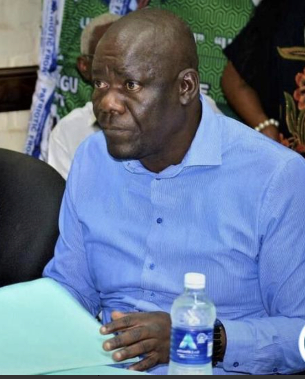 PF SG Davies Mwila is not normal
