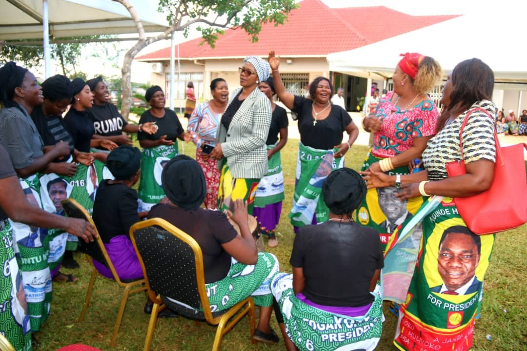 PF, UPND women in dialogue