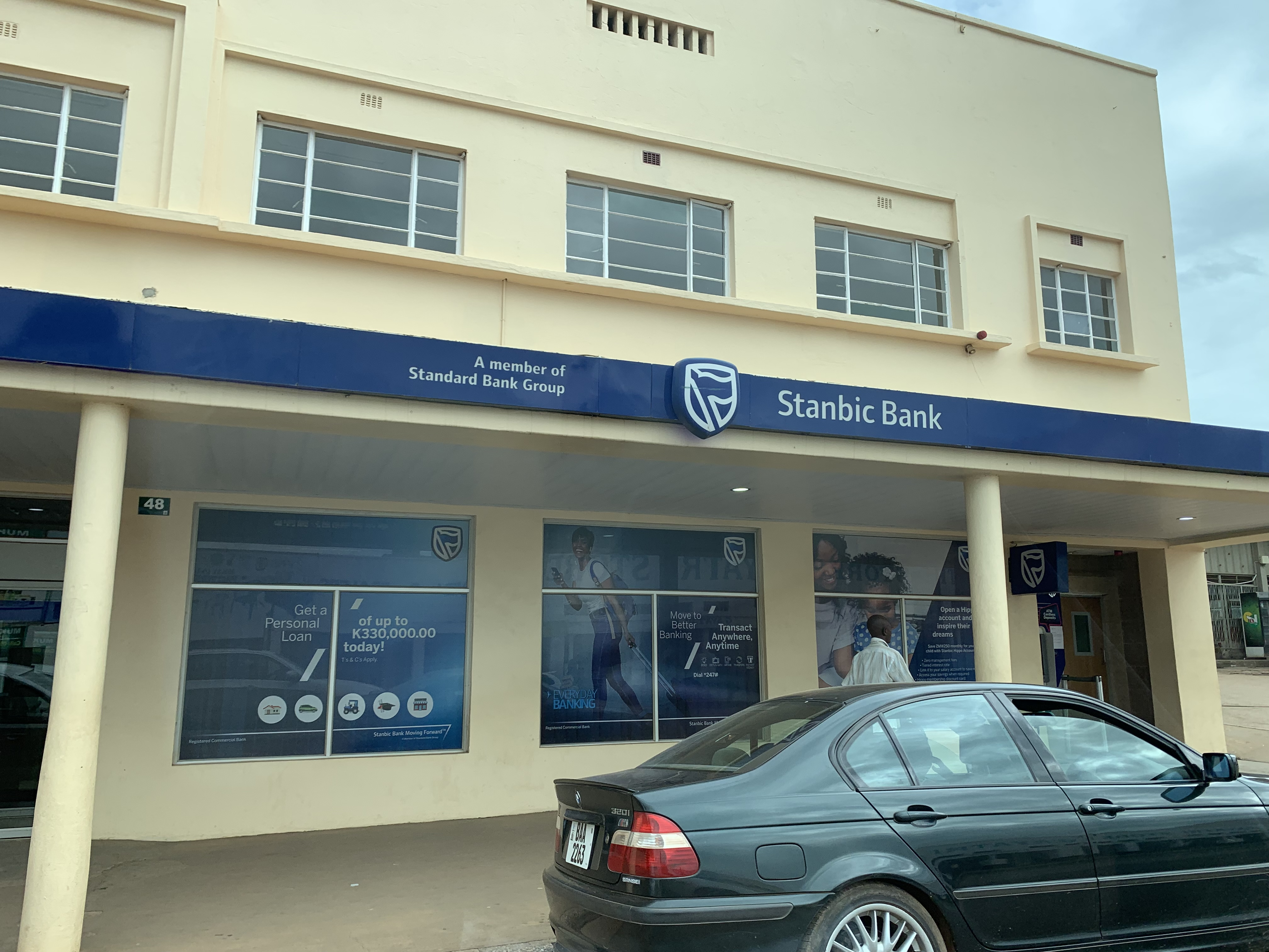 Stanbic targets to exploit peasant farmers