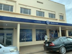 After being sued, Stanbic bank trying to cheat miners