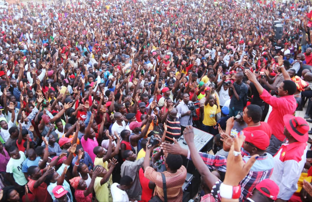 HH thanks Kafue, urges them to against PF