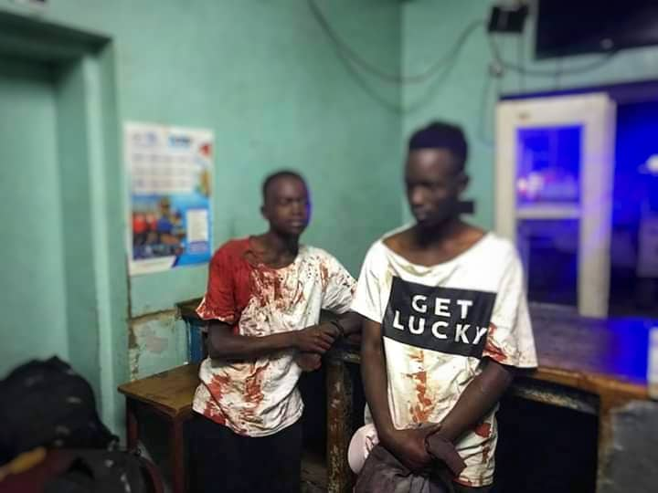 Youth murdered during drinking spree