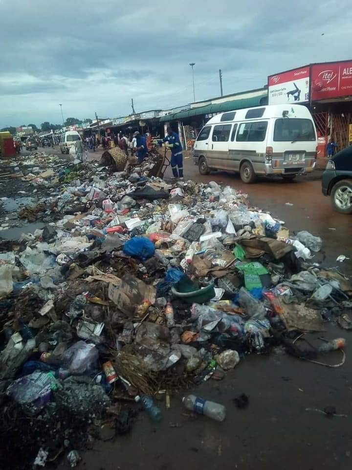 Photo of the day: Kitwe today