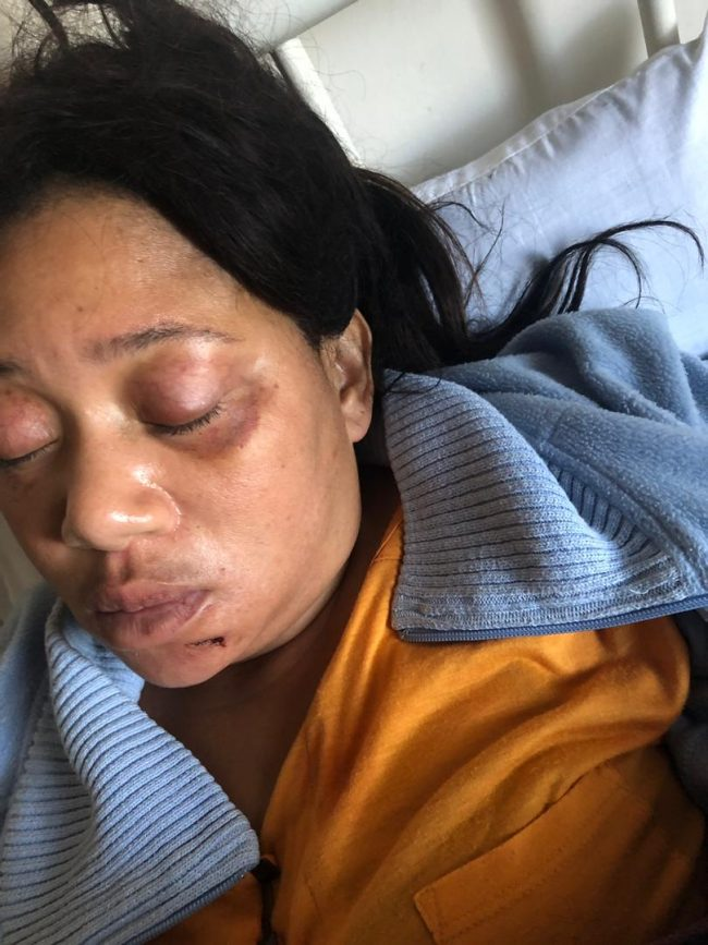 PF MP Ngambi who beat up wife to be rearrested