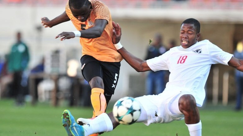 Zambia through to Cosafa finals