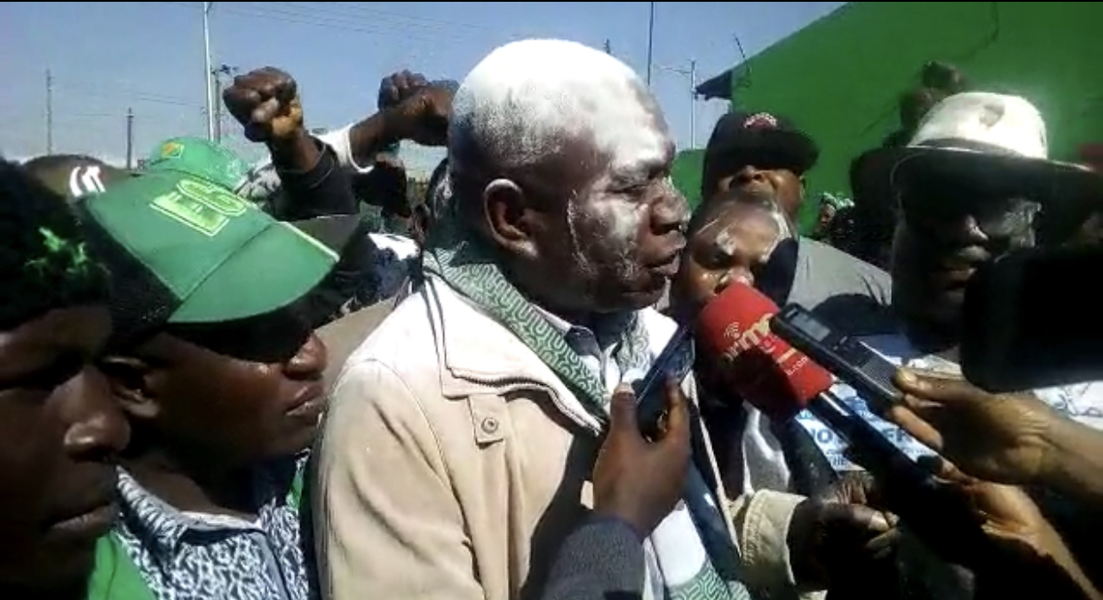 PF candidate says Katuba no longer UPND stronghold