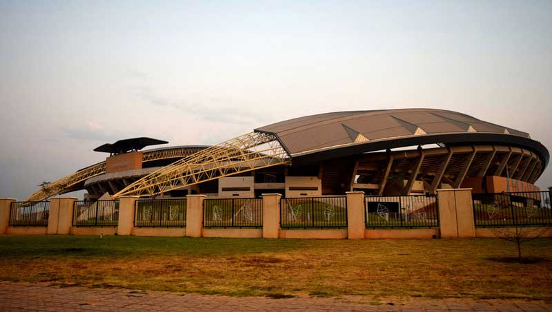 Mwanawasa stadium was not a loan but gift