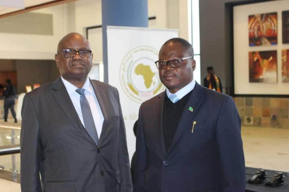 New high commissioner to SA accused of misconduct