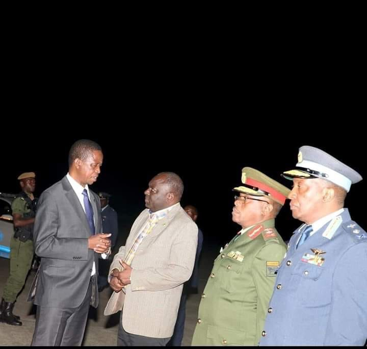 Photo of the day: acting President