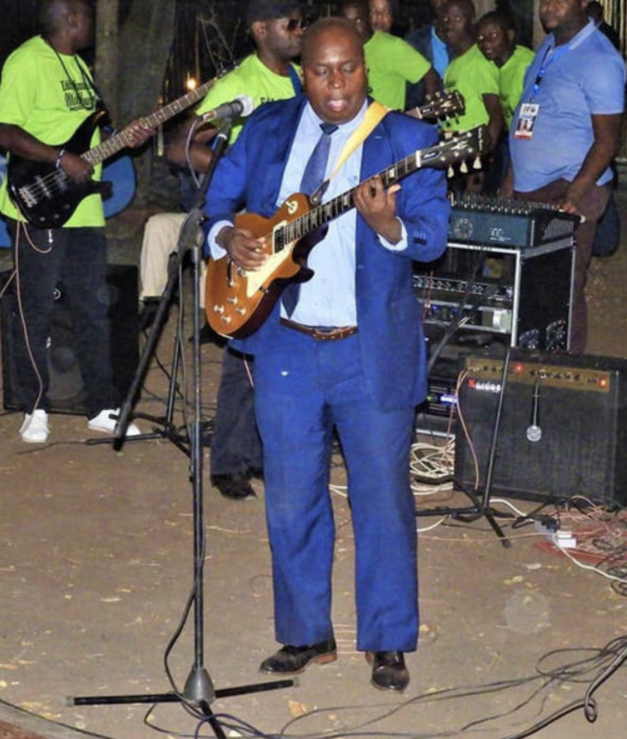 Minister Hamukale justifies paying himself K70000 from musicians fees