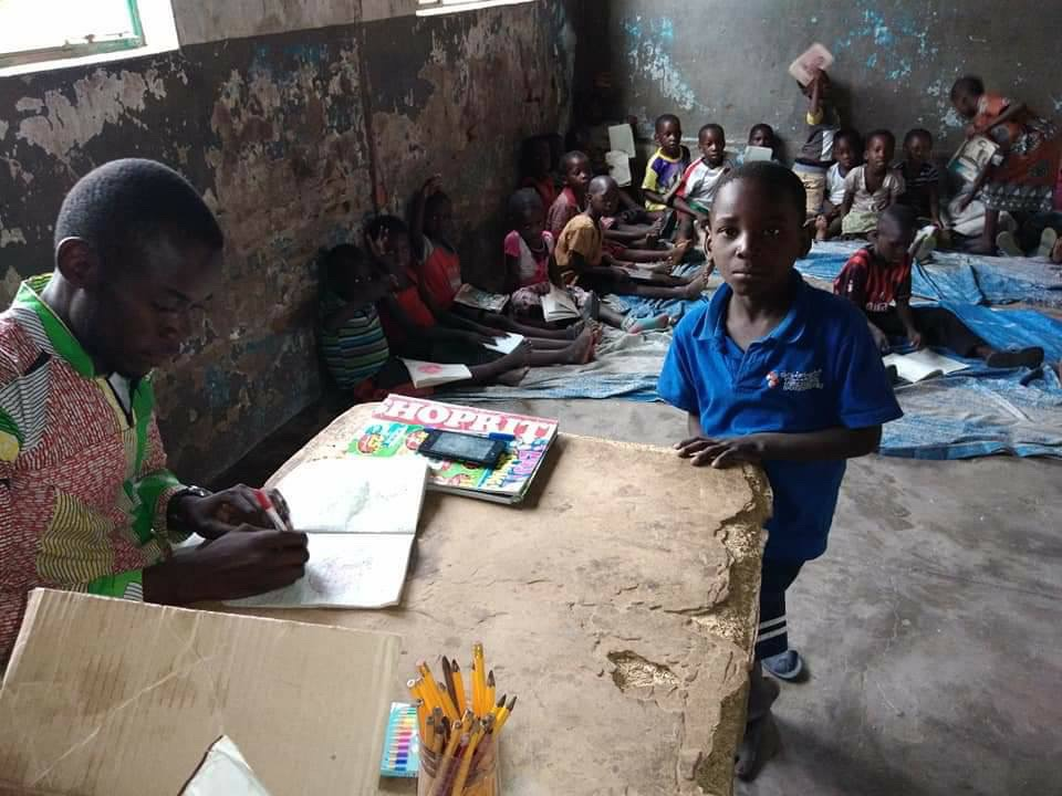 Photos of the day: schools in Barotseland