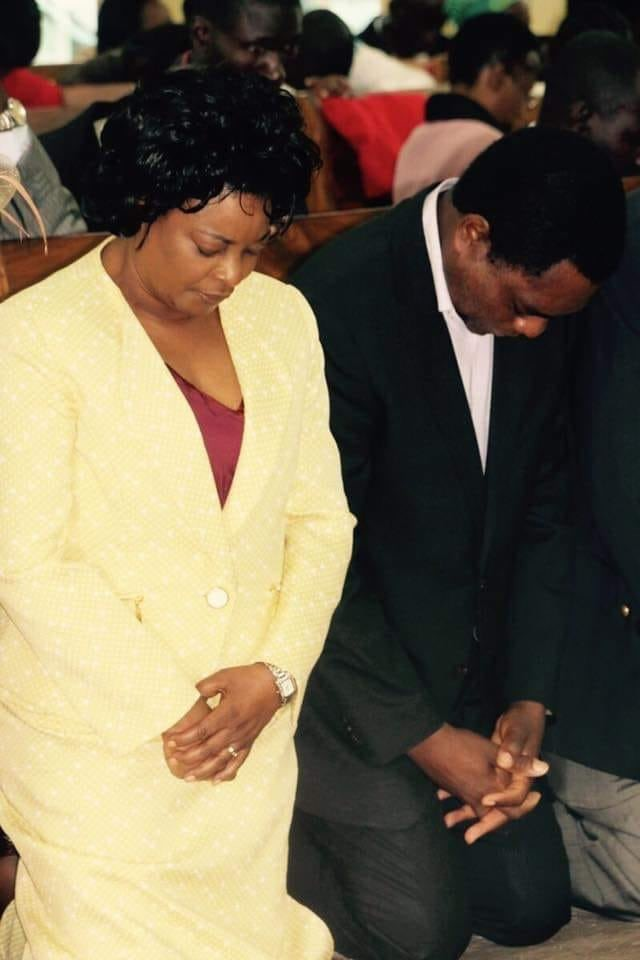 Hichilema forgives insulting pastor