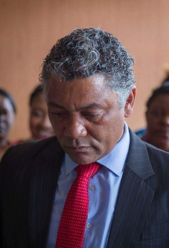Given Lubinda describes PF officials nicely