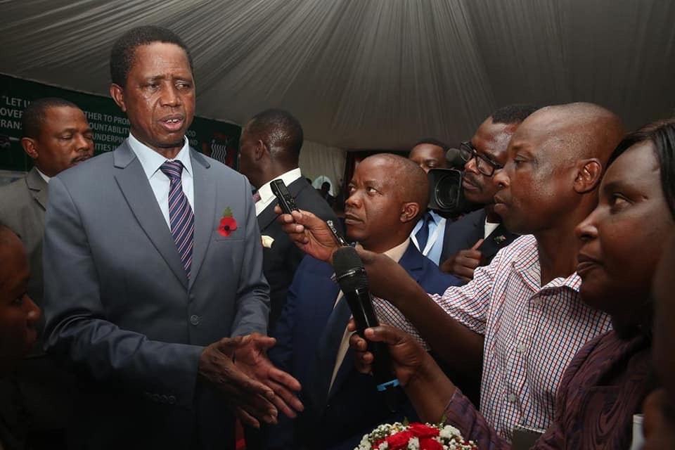 Lungu  says he is ready to be sole candidate