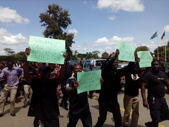 CBU lectures go on strike for non payment of November salaries