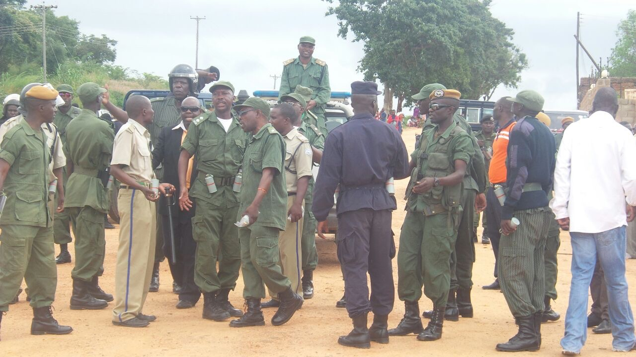 More police sent to Chingola