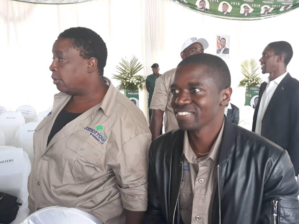 Lungu says PF is building with God at Centre