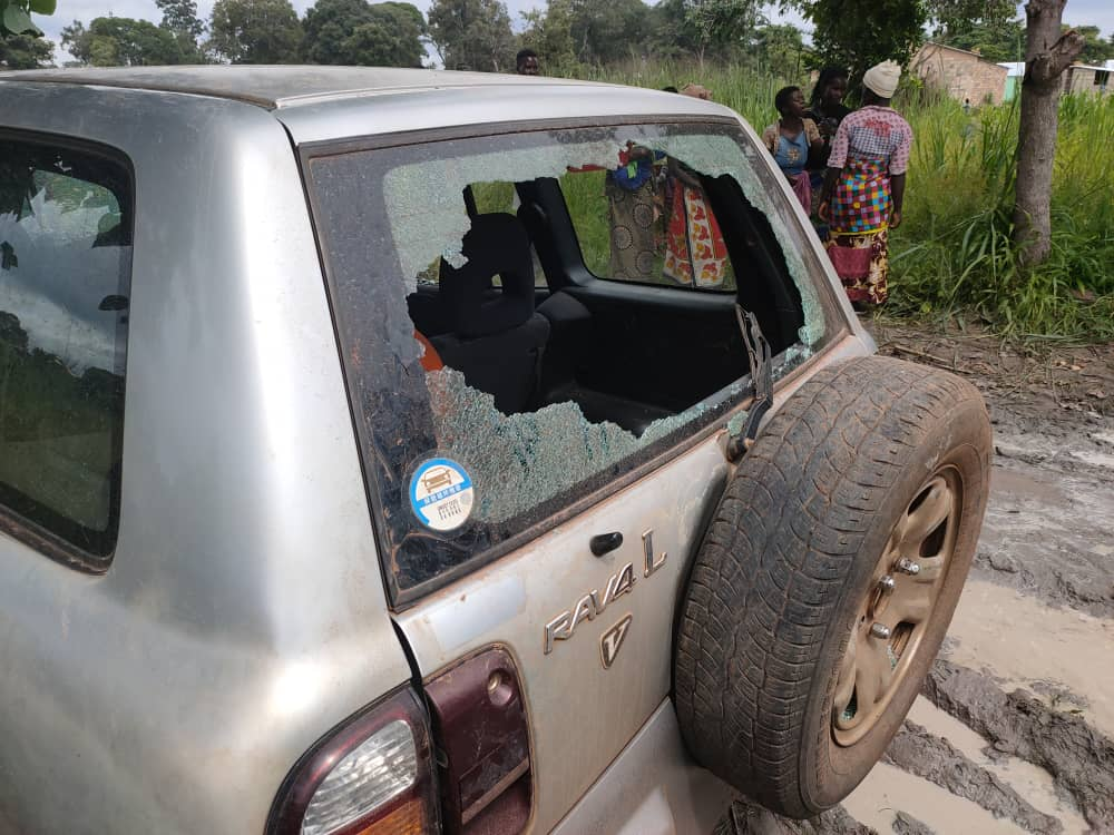 PF thugs attack UPND candidate in Chilubi