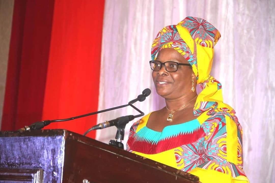 Ester Lungu says Zambia may defeat Aids by 2030