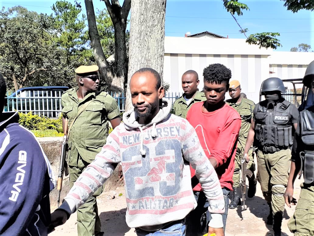 Chingola PF cadre appears in court for terrorism